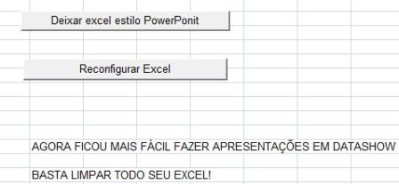 Formata Excel Igual ao Power Point