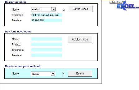 Banco de Dados para Clientes